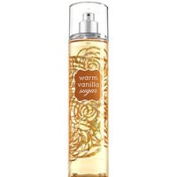 Warm Vanilla Sugar Fine Fragrance Mist - Signature Collection | Bath And Body Works