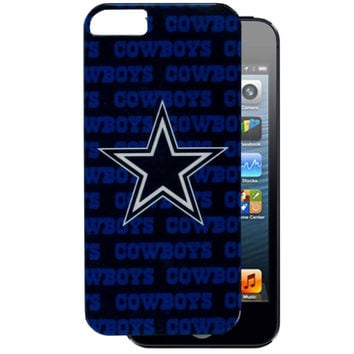 Dallas Cowboys Graphics Snap on Case fits iPhone 5 F5GR055B