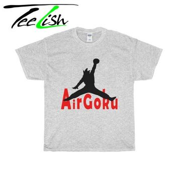 """nike"" air ""goku"" mens shirt"
