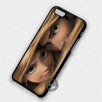 Cartoon Tangled Rapunzel - iPhone 7 6 5 SE Cases & Covers