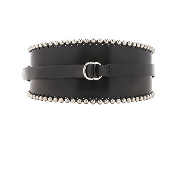 Isabel Marant Kytoo Belt in Black | FWRD