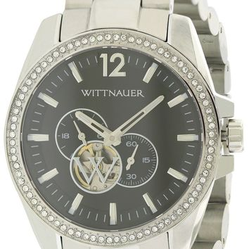 Wittnauer Automatic Stainless Steel Watch WN3029