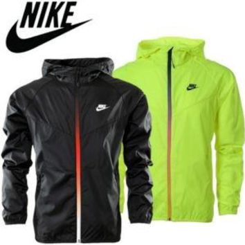 Nike workout jacket unisex
