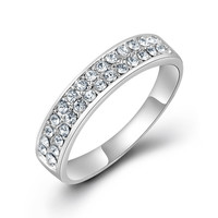 Gift New Arrival Stylish Shiny Korean Jewelry Accessory Hot Sale Ring [6057448577]