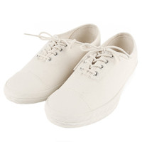 Basic Straw Sneakers