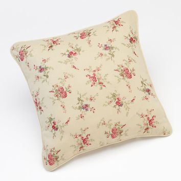 Chaps Home Dylan Floral Decorative Pillow (Yellow)
