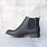 Chelsea Ankle Boot   Black