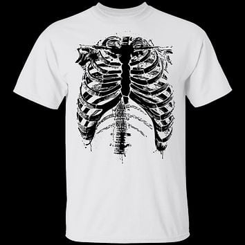 Torso Skeleton copy T-Shirt