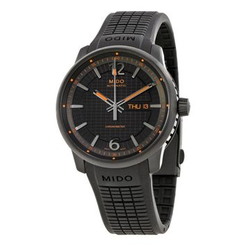 Mido Great Wall Black Dial Automatic Mens Watch M019.631.37.057.00