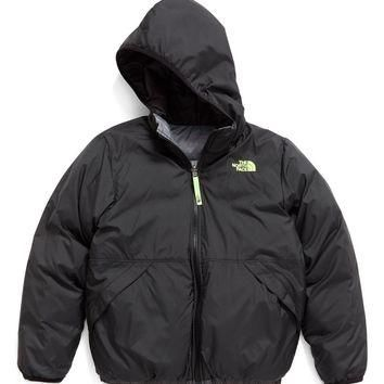 The North Face 'Moondoggy' Water Repellent Reversible Down Jacket (Big Boys) | Nordstr
