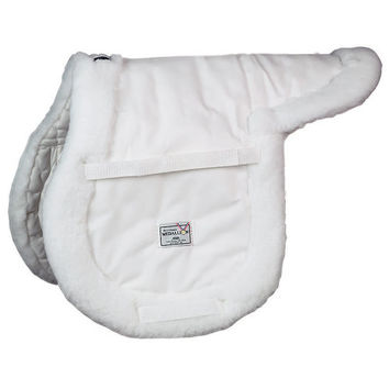 Medallion Super-Quilt Rolled Edge Saddle Pad | Dover Saddlery