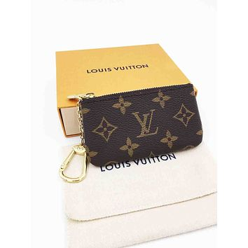 Free Shipping LV Louis Vuitton Fashion Small Bag Change purse key bag