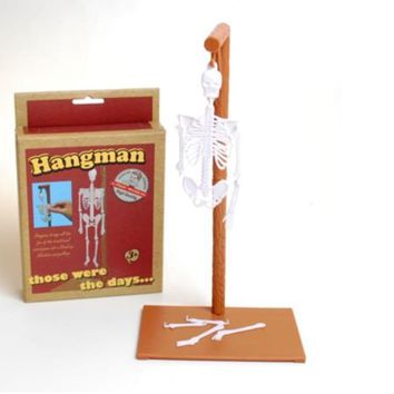 Retro Hangman Game