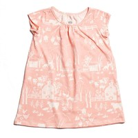 Sonora Dress - The Farm Next Door Blush Pink