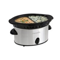 Crock-Pot® 4-Cup Double Dipper™ Slow Cooker
