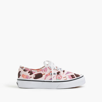 Kids' Vans® Authentic sneakers : Girl sneakers | J.Crew