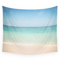 Society6 Seven Mile Beach Wall Tapestry