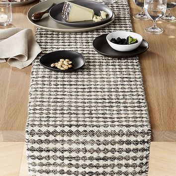 Canton Wool Table Runner