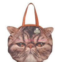 Cute Cat Printed Lolita Shoulder Bag Handbag