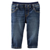 baby B'gosh by OshKosh B'gosh Straight-Fit Jeans - Baby Girl, Size: