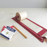 paper roll memo pad / note pad / list maker
