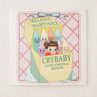 Cry Baby Coloring Book By Melanie Martinez | Urban Outfitters