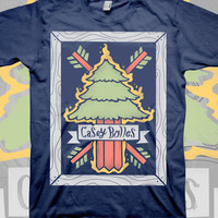 Tree T-shirt (Navy Blue) | Casey Bolles