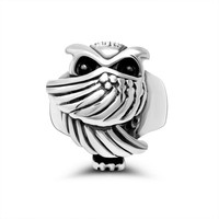 New Arrival Shiny Jewelry Gift Korean Accessory Vintage Owl Stylish Unisex Ring [6542708867]