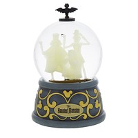 disney parks haunted mansion hitchhiking ghosts glow dark musical snowglobe new