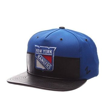 NHL Men's Anarchy Snapback Hat