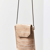Croc Mini Crossbody Bag | Urban Outfitters