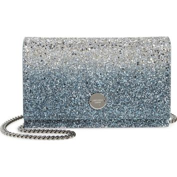 Jimmy Choo Florence Glitter Crossbody Bag | Nordstrom