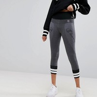 Champion Sports Leggings With Side Logo at asos.com