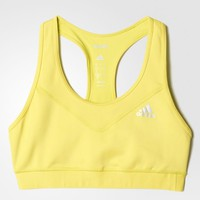 adidas TECHFIT BASE BRA - Green | adidas UK