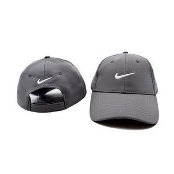 Nike Women Men Embroidery Baseball Cap Hat Sport Sunhat Cap