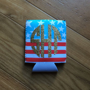 Cozie with monogram