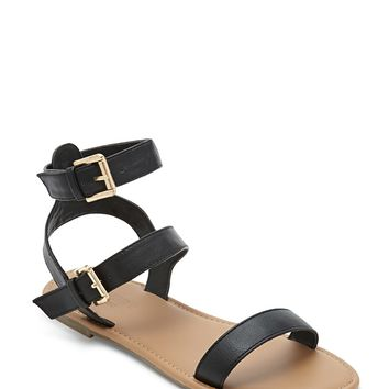 Girls Ankle-Strap Sandals (Kids)