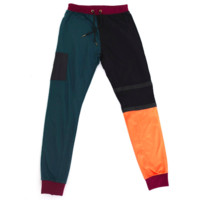 Reves Paris Kayak Joggers In Multi-Color