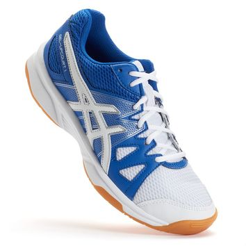 ASICS GEL-Upcourt 1 Women's Volleyball Shoes (White)