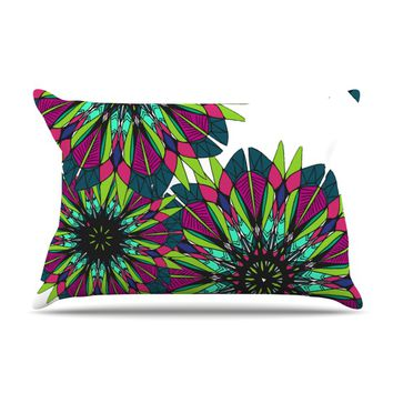 "Alison Coxon ""Bright"" Pillow Case"