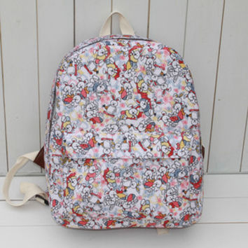 Canvas Rabbit Backpack = 4887952772