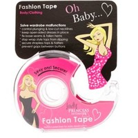 Clear Fashion Tape by Charlotte Russe