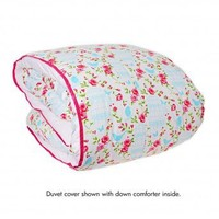 Wake Up Frankie - Songbird Duvet (Pre-Order!) : Teen Bedding, Pink Bedding, Dorm Bedding, Teen Comforters