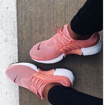 PEAP NIKE Air Presto Fashion Woman Men Running Sneakers Sport Shoes