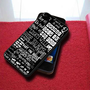 Coldplay lyrics iPhone 5/5S/5C/4/4S, Samsung Galaxy S3/S4/S5, iPod Touch 4/5, htc One X/x+/S