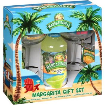 Margaritaville Margarita Holiday Gift Set, 5 pc - Walmart.com