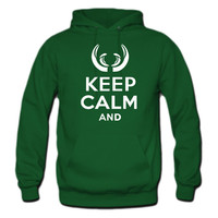 Keep Calm and Hoodie