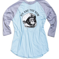 CLOUD NINE - LIGHT BLUE HEATHER GREY