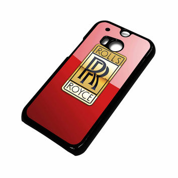 ROLLS ROYCE HTC One M8 Case Cover