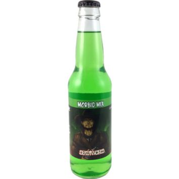 Deadworld Zombie Morbid Mix Soda